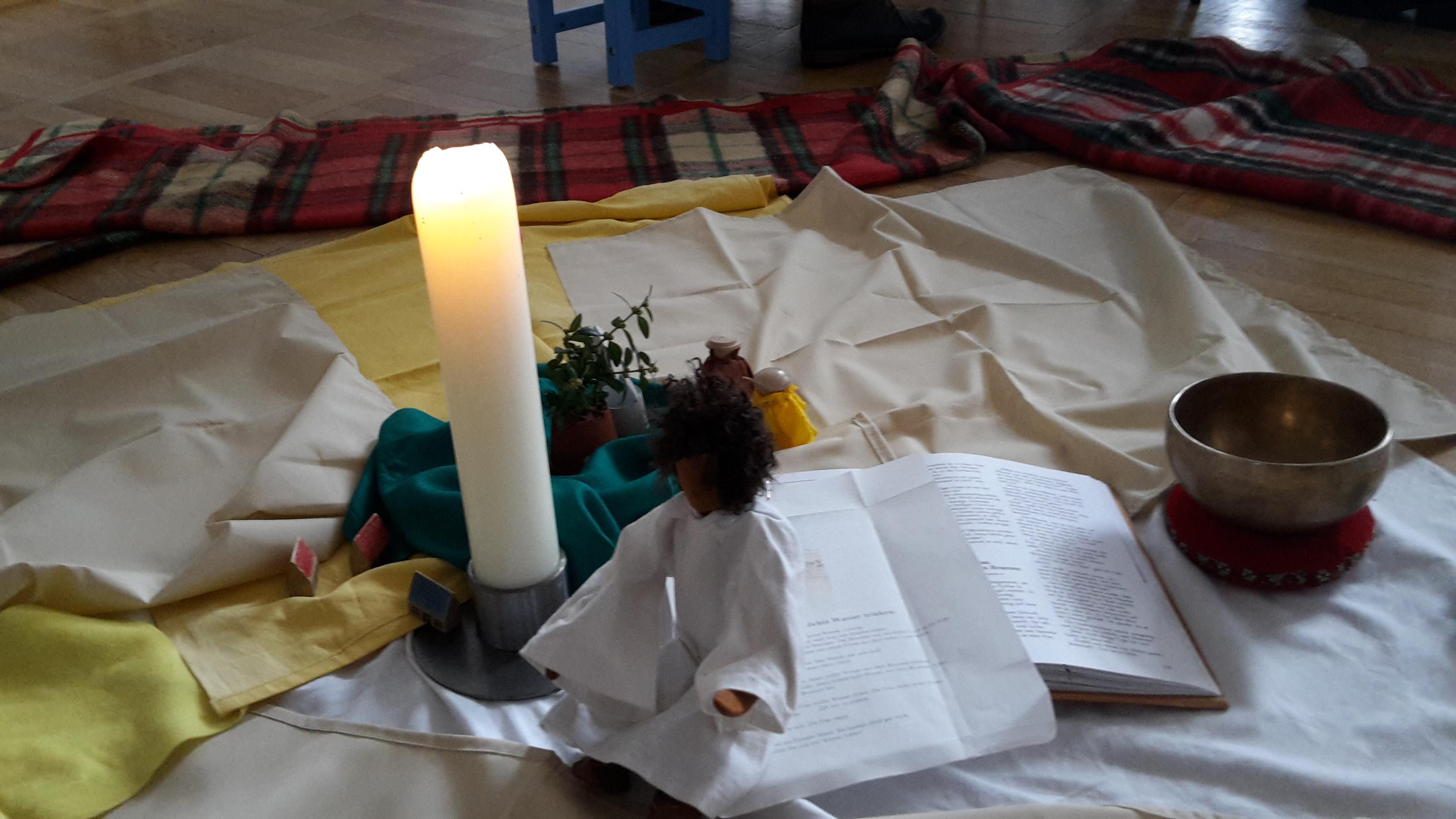 warten kindergottesdienst im advent